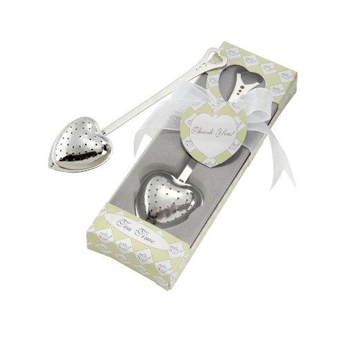 - Kate Aspen 13003NA Heart Tea Infuser