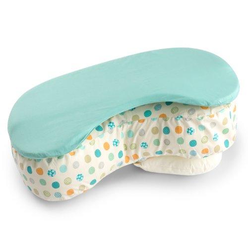 Bliss Nursing Pillow Slip Cover, Fun Dot by Summer Infant