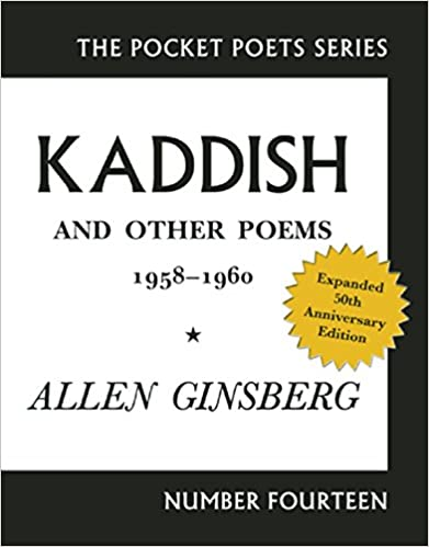 KADDISH AND OTHER POEMS EBOOK DOWNLOAD