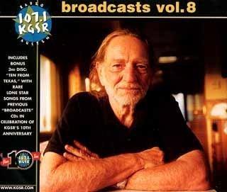 KGSR Broadcasts, Vol. 8 (Kgsr Cd)