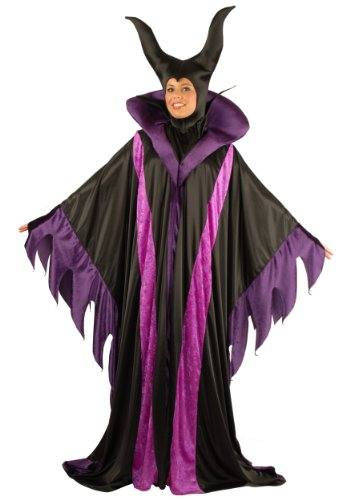 Magnificent Witch Adult Costume - Plus Size (Plus Size Witch Halloween Costumes)