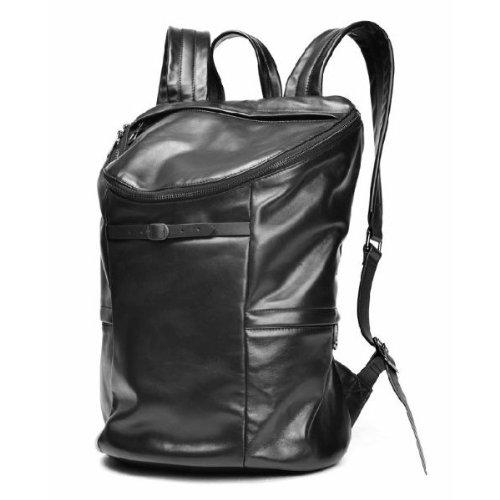 セレブレザー CELEB メンズ男性MENSリュックサック 本革 牛皮 レザー バッグ 黒 ブラック 鞄   B00JOV9ZPC