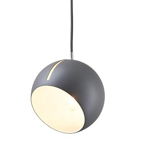 Shubiao Lámpara Colgante de Accesorio Ajustable, luz de ...