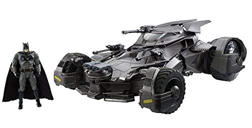 Justice League Ultimate Batmobile RC Vehicle & Figure