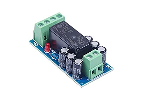 LM YN LM YN Battery Emergency Switch Control Module DC12V Max 150W Power Failure Automatically Switches To Backup Battery Suitable for Network Equipment, Electrical equipment - Power Supply Schematic