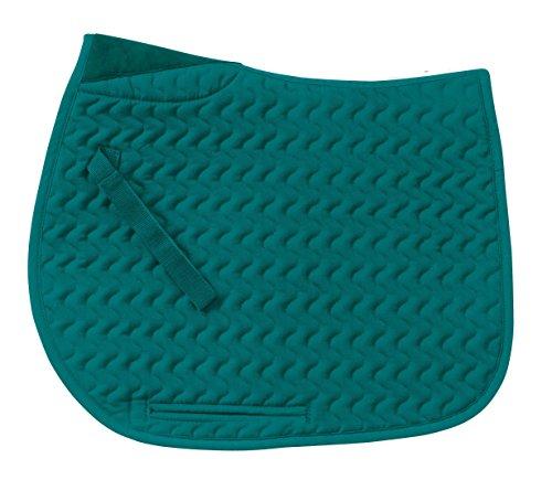 Centaur Wave Quilt Saddle Pad - Dressage