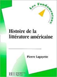 Histoire de la littérature américaine, nouvelle édition