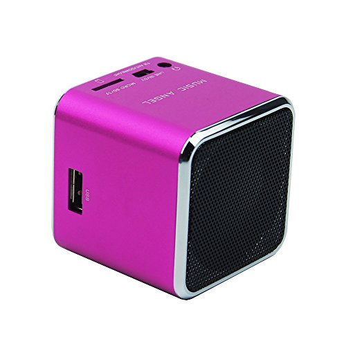 Music Angel Mini Speaker Multimedia Speaker Fm Radio Md07u P
