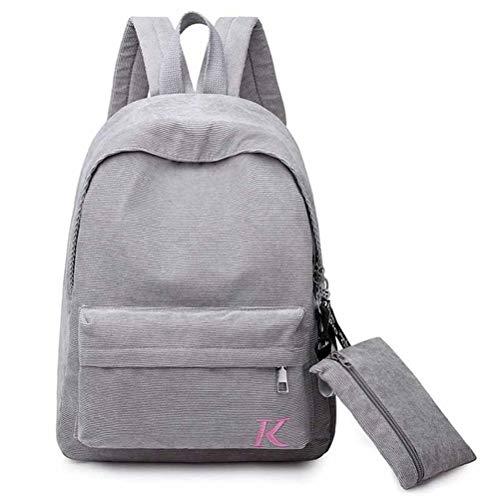viaggio B Campus Secondary studentesse zaino per da Borsa multiuso Backpack con High Vhvcx le Canvas Capacity TqZ07wq