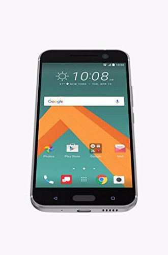 HTC 10 32GB, Glacier Silver (Verizon) by HTC
