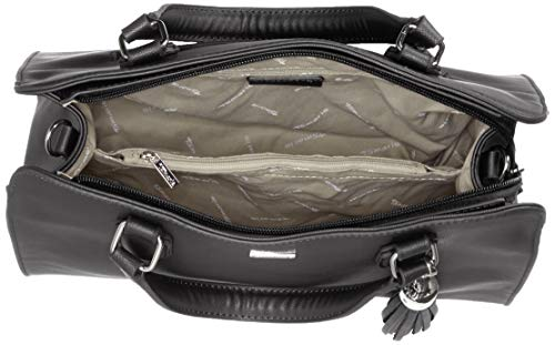 black Nero Borsa M Maxima Handbag Tamaris Donna 7XqY0WU