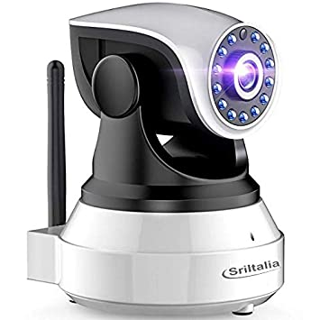 sP017 IP Camera sans Fil Onvif Alarme MicroSD jusqu à 128 Go No DDNS ... 01f9746010bf