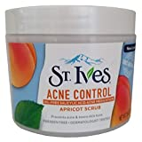 St. Ives Acne Control Apricot Scrub 10 oz (Pack of 8)