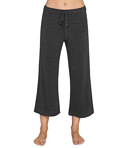 Barefoot Dreams CozyChic Ultra Lite Culotte Capri Pants - Medium - By Barefoot Dreams by Barefoot Dreams
