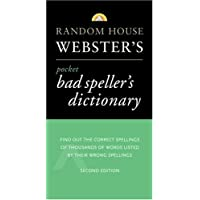 Random House Webster's Pocket Bad Speller's Dictionary