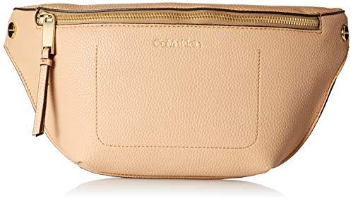 Calvin Klein Rachel Signature Belt Bag, Camel