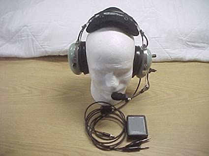 0b2e08d7fcc Image Unavailable. Image not available for. Color  David Clark General  Aviation ANR Headset Active Noise Reduction ...