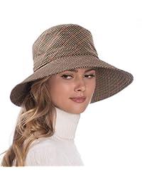 Eric Javits Luxury Fashion Designer Women's Headwear Hat - Rain Floppy