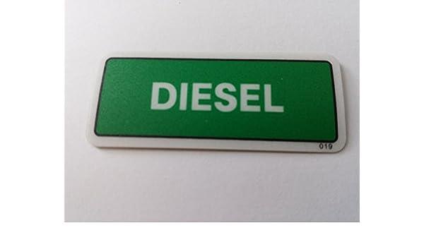 0080114-019 Replacement Tokheim Premier C Phillips 66 Diesel Overlay