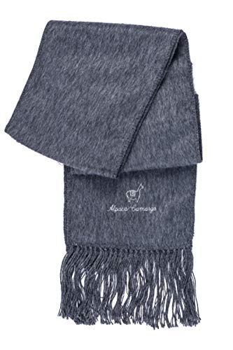 Gamboa - Warm and Soft Alpaca Scarf - Available in Various Colours