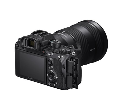 Sony a7R III Mirrorless Camera: 42.4 MP Full Frame, Interchangeable Lens Digital Camera with 4K HDR Video and Continuous AF/AE - Sony Alpha ILCE7RM3/B Body with FE 24-70mm f/2.8 GM Lens - Black