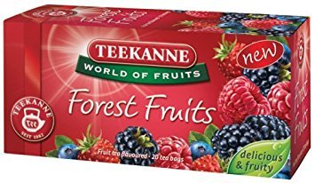 (Teekanne Tea Forest Fruits 20 Bags by Teekanne)