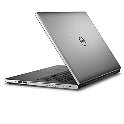 "2016 Newest Dell Inspiron 17.3"" Laptop, 6th Gen Intel Skylake Core i7-6500U up to 3.1GHz, Full HD (1920x1080) Display, 8GB RAM, AMD Radeon R5 Graphics, 1TB HDD, DVD Drive, Windows 7/10 Professional"