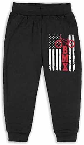 ELCW37K Kids /& Toddler Pants Soft Cozy Baby Sweatpants Irish Skull St Patricks Day Fleece Pants Training Pants