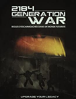 2184 Generation War (French Edition) by [Maxime, Cargol]