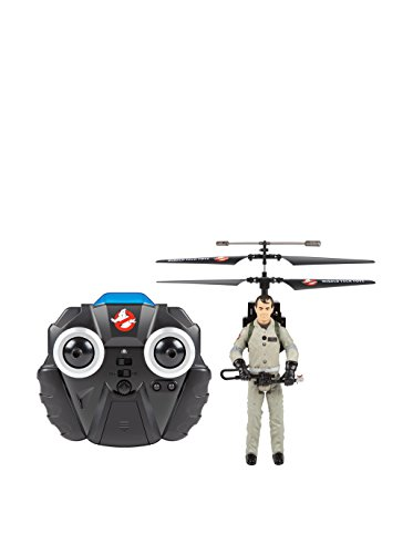 World Tech Toys 3.5CH Venkman Ghostbusters IR Gyro Helicopter