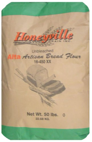 Alta Artisan Unbleached Flour - Bulk 50 Pound Bag