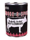 Gourmet du Village Smoke & Spice TIN Beef, 175 Grams