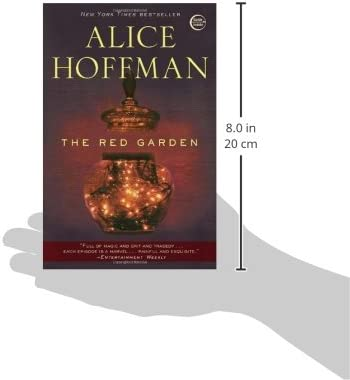 The Red Garden Hoffman Alice Amazon Com Au Books