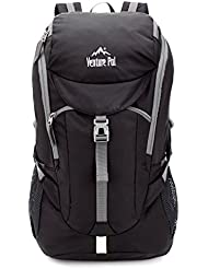 Venture Pal 50L Large Hiking Backpack - Packable Durable Lightweight Travel Backpack Daypack