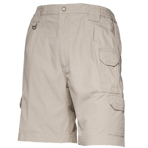 (5.11 Tactical Men's Cotton Shorts , Khaki, 38)
