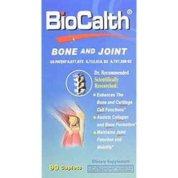 Best Calcium Supplement - 3 Bottles of BioCalth® Calcium Threonate, 90 caplets (90x3=270 Counts)