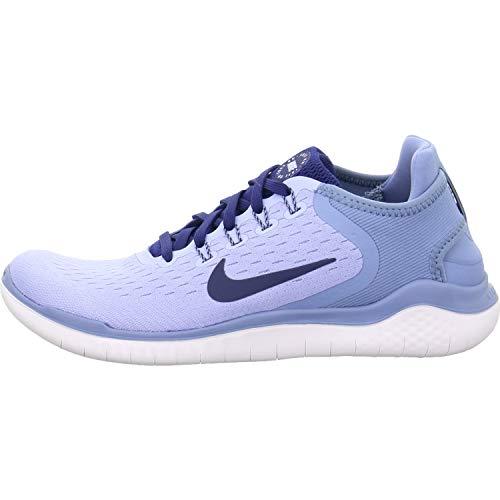 2018 Free Nike Femme Void Aluminium White Bleu Course Competition Pour Chaussures De Blue Work U545Aq