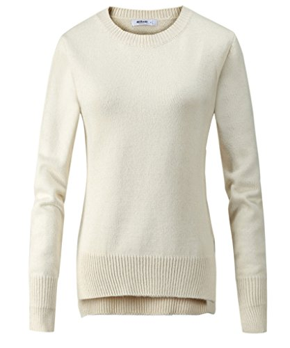 Milkuu Women's Petite Long Sleeve Low Mo - Petites Mock Neck Sweater Shopping Results