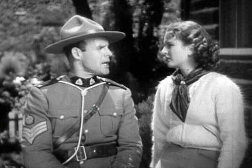 A Royal Canadian Mounted Police Adventure! Phantom Patrol DVD (1936) Starring Kermit Maynard, Joan Barclay, Harry Worth, Paul Fix, George Cleveland, Julian Rivero, and Eddie (Hat Mountie Hat)