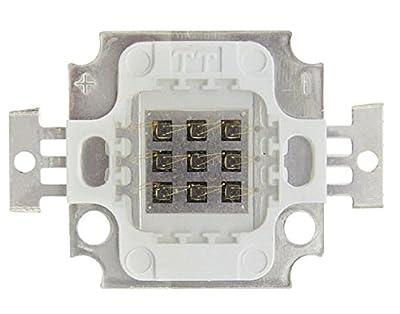 led world 10 Watt Infrared IR 940nm High Power LED Light Bulb Lamp 10W DIY