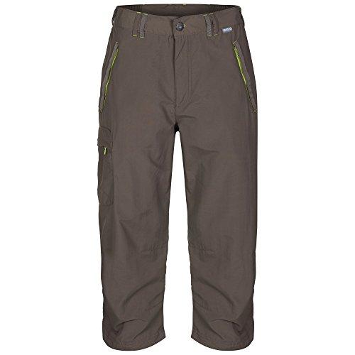 misura scuro le donne Capri modello 10 verde Chaska Pantaloni s mocassino Regatta dicono qB7Iz7w
