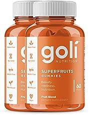 SUPERFRUITS Vitamin Gummy by Goli Nutrition