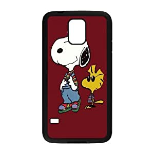 High Quality Phone Case For Samsung Galaxy S5 -Cartoon Snoopy-LiuWeiTing Store Case 3