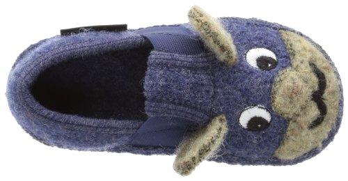 Blau Bleu Balu jeans Garçon 72 D'intérieur Slipper Chaussons Haflinger WwYnRqZPP