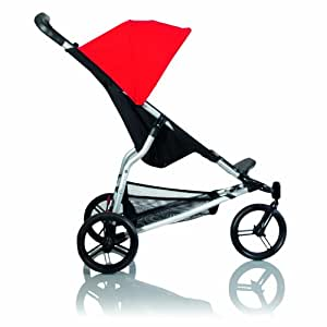 Mountain Buggy 2013 Mini Stroller, Chili (Discontinued by Manufacturer)