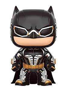Funko POP! Movies: DC Justice League – Batman Toy Figure at Gotham City Store