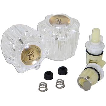 Fine Delta Rp17400 Two Handle Repair Kit 133468 Amazon Com Interior Design Ideas Tzicisoteloinfo