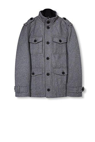 Homme Blouson Large Grey light X Gris Vêtements 106ee2g012 Esprit Accessoires Et wqFETO7