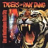 TYGERS OF PAN TANG タイガース・オブ・パンタン ライブ・アット・ノッティンガム・ロック・シティ〜フィーチャリング・ジョン・サイクス CD
