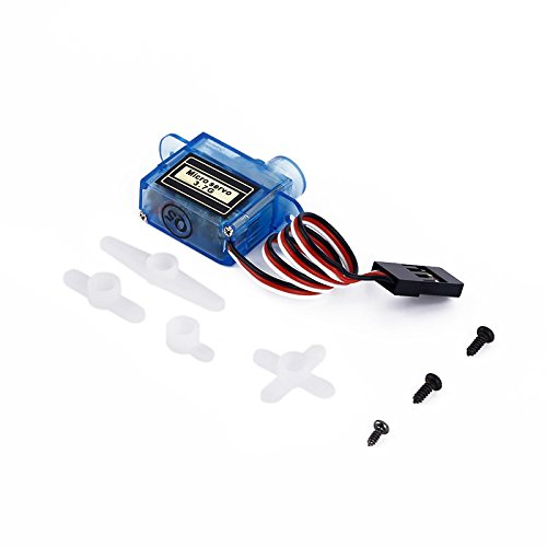 Thobu Children's Day Gift Baby Kids Toys Gifts Tiny Nano Micro Servo 3.7g For RC Airplane Helicopter Drone Boat For Arduino